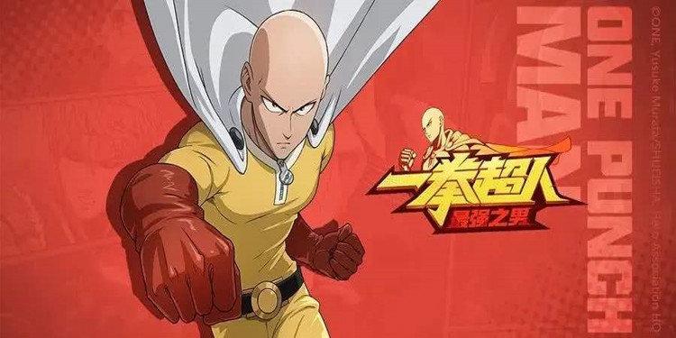 一拳超人最强之男最新版专区