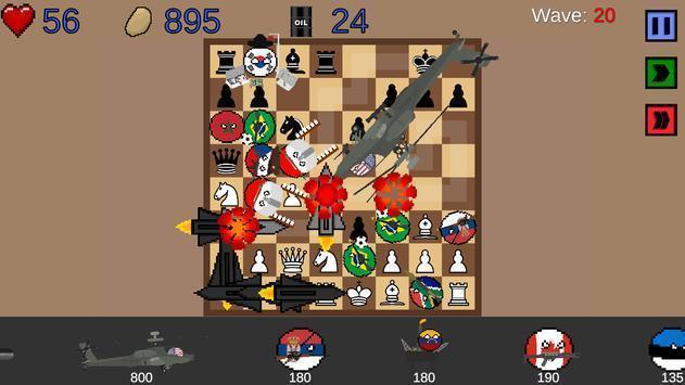 国家球塔防御游戏图2