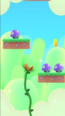 植物吃人花游戲圖2