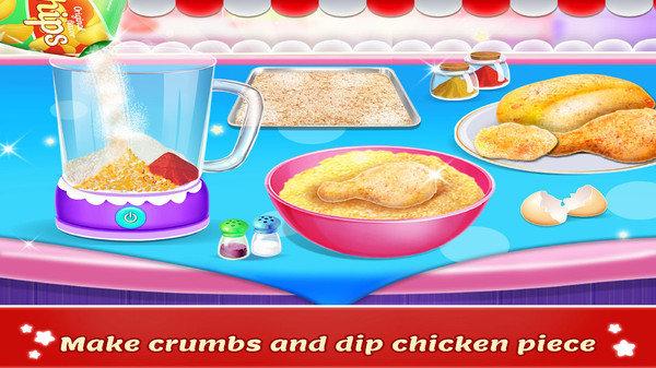 炸鸡厨师图3