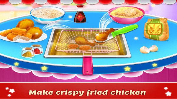炸鸡厨师图2