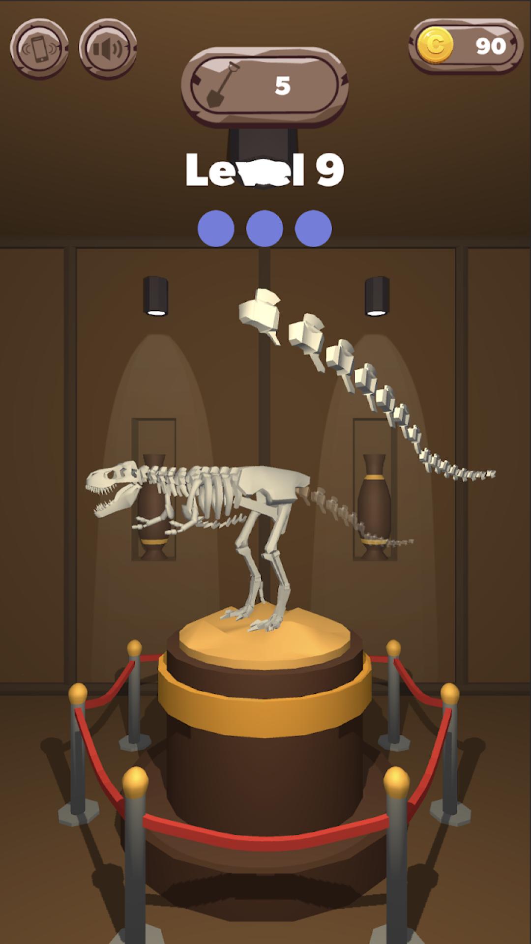 化石挖掘模拟器图1