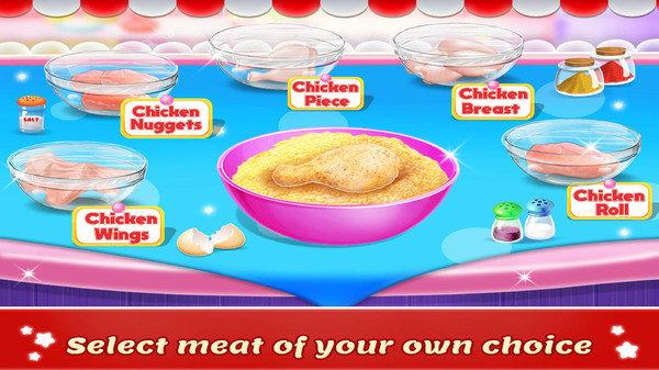 炸鸡厨师图4