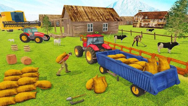 现代农场模拟器图2