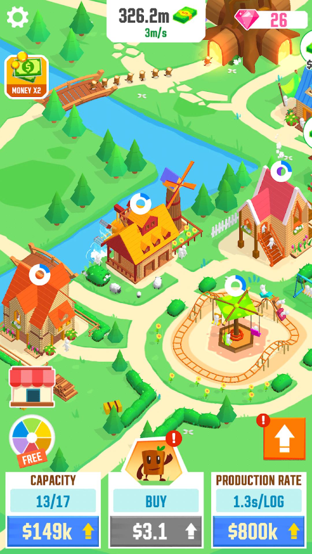 森林城市圖1