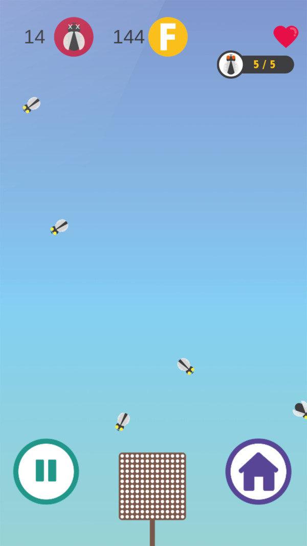 粉碎苍蝇入侵图3