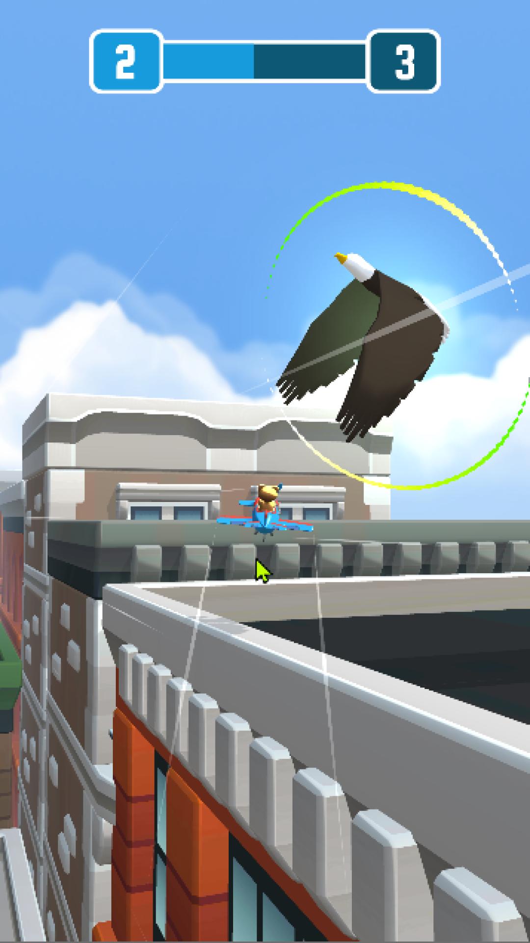 迷你飞行穿越城市图2