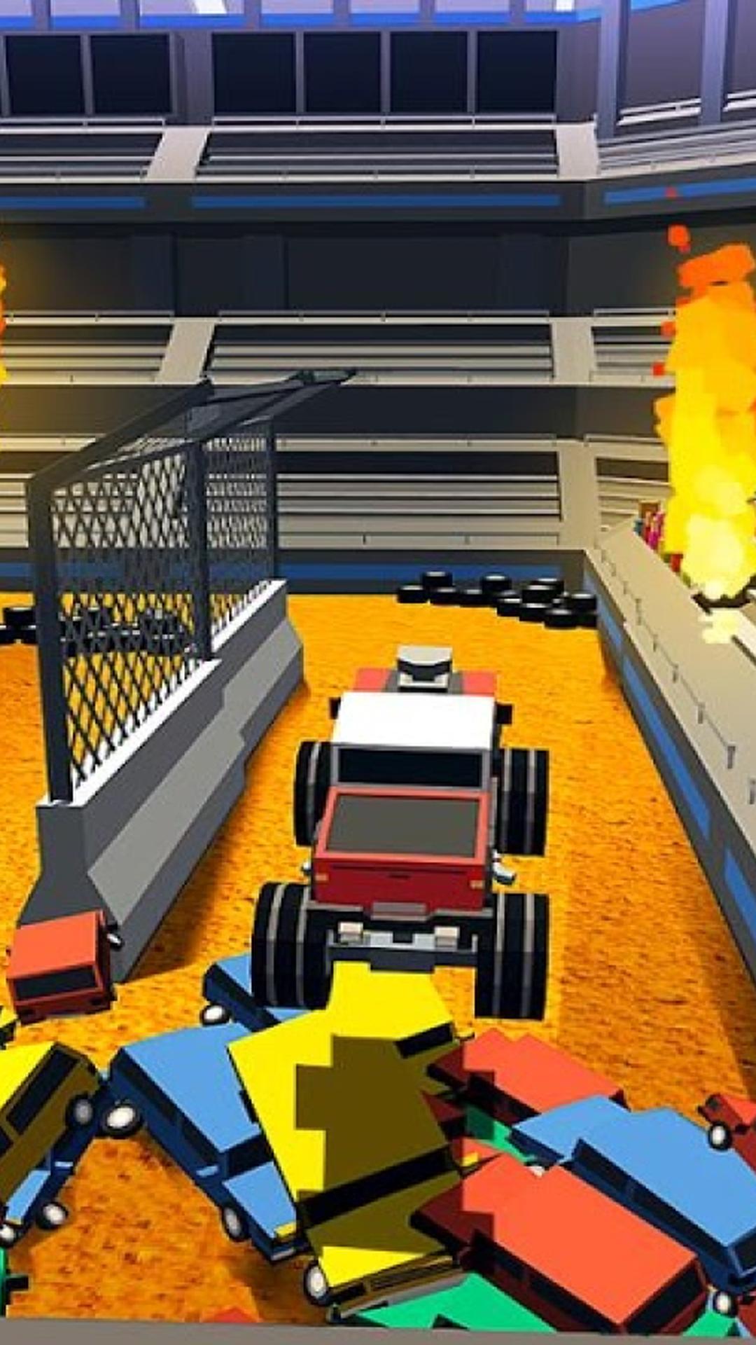 怪物卡车特技竞技场图2