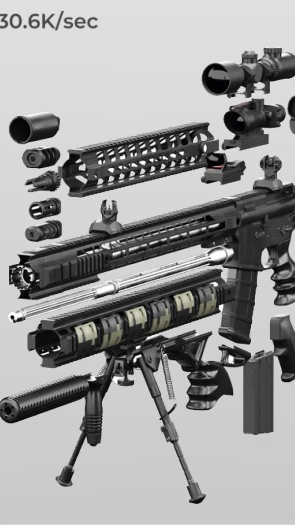 枪械制造专家