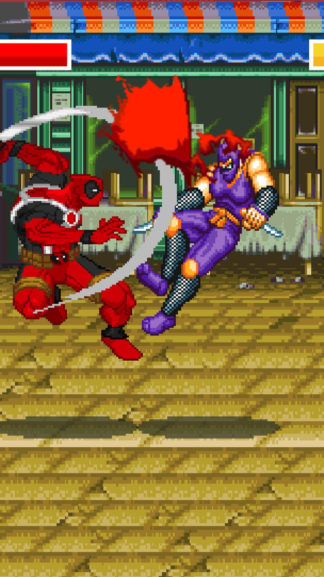 超级英雄忍者剑士图1