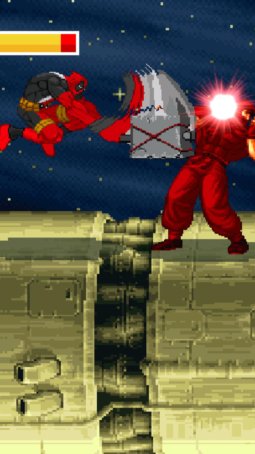 超级英雄忍者剑士图3