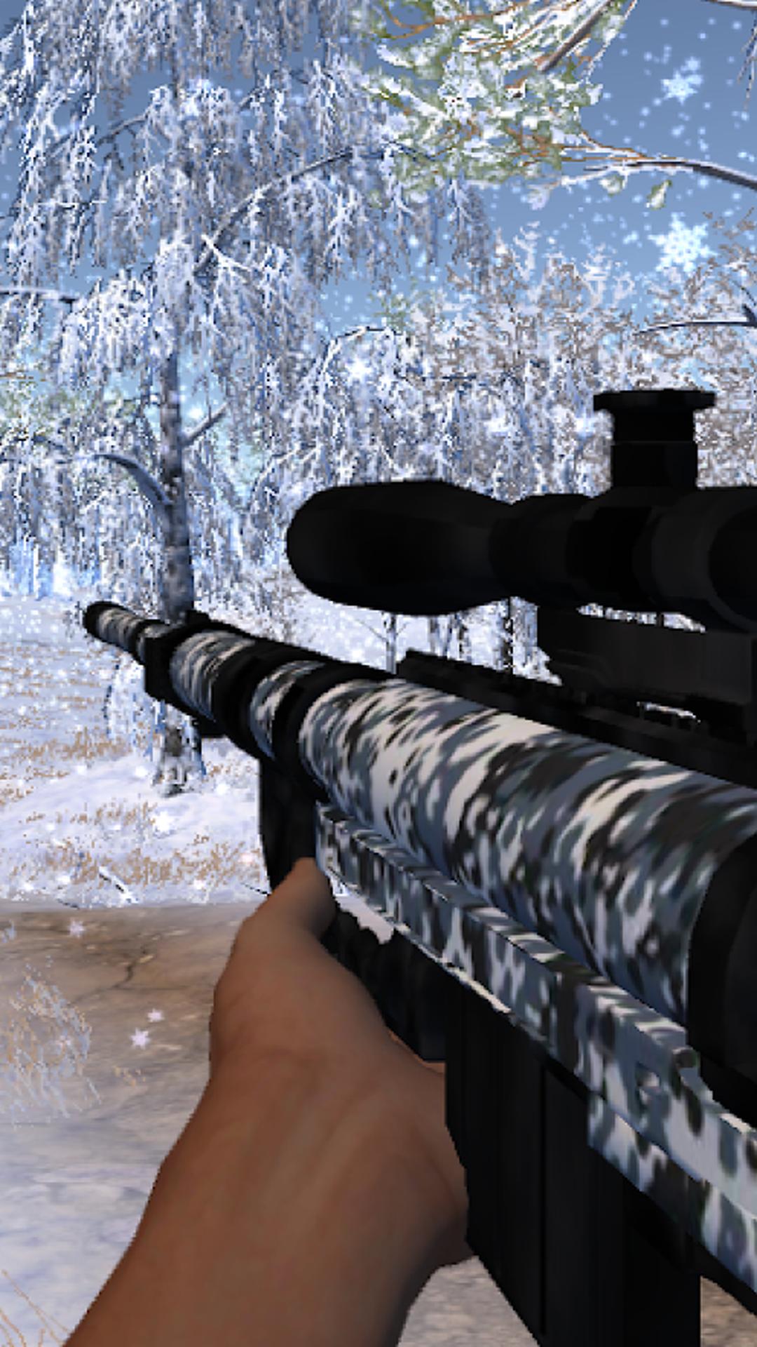 雪地求生狩猎图1