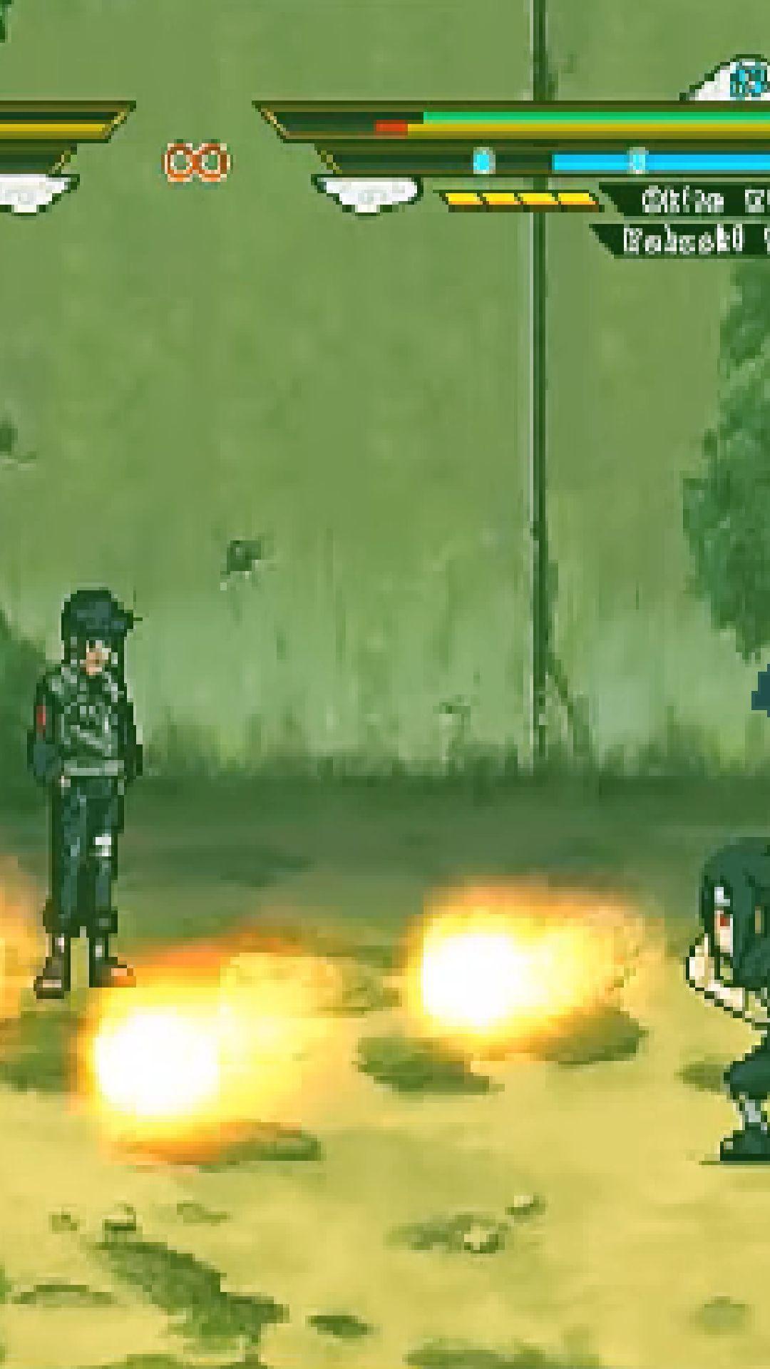死神VS火影究极版图1