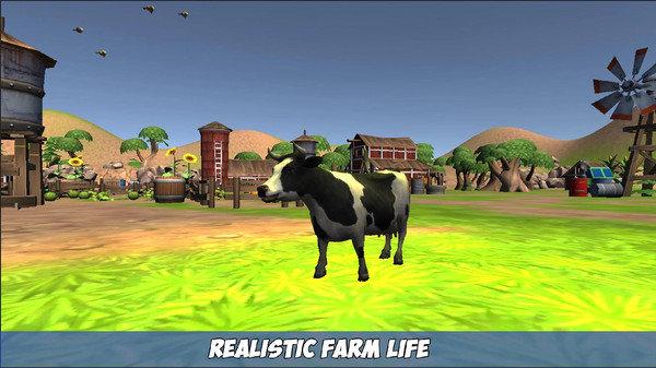 奶牛模拟器3D图1