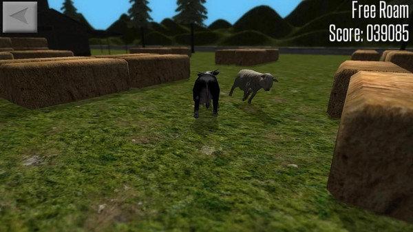 疯狂的牛模拟器图2
