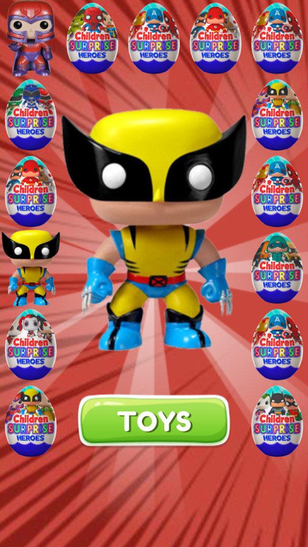 超级英雄出奇蛋图3
