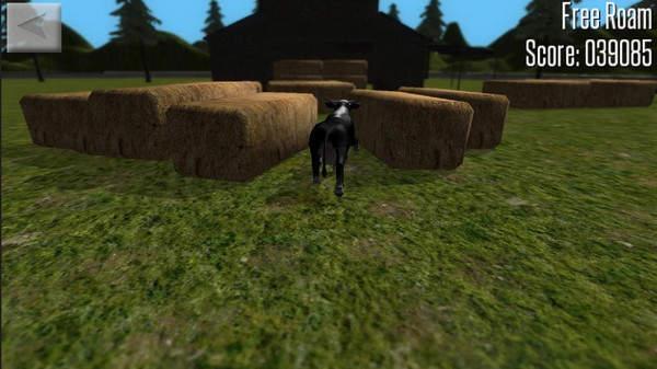 疯狂的牛模拟器