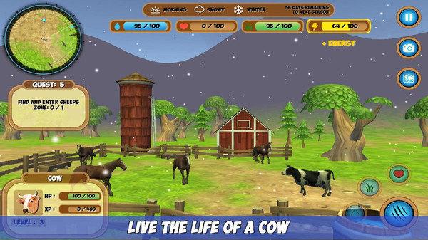 奶牛模拟器3D图4