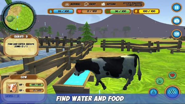 奶牛模拟器3D