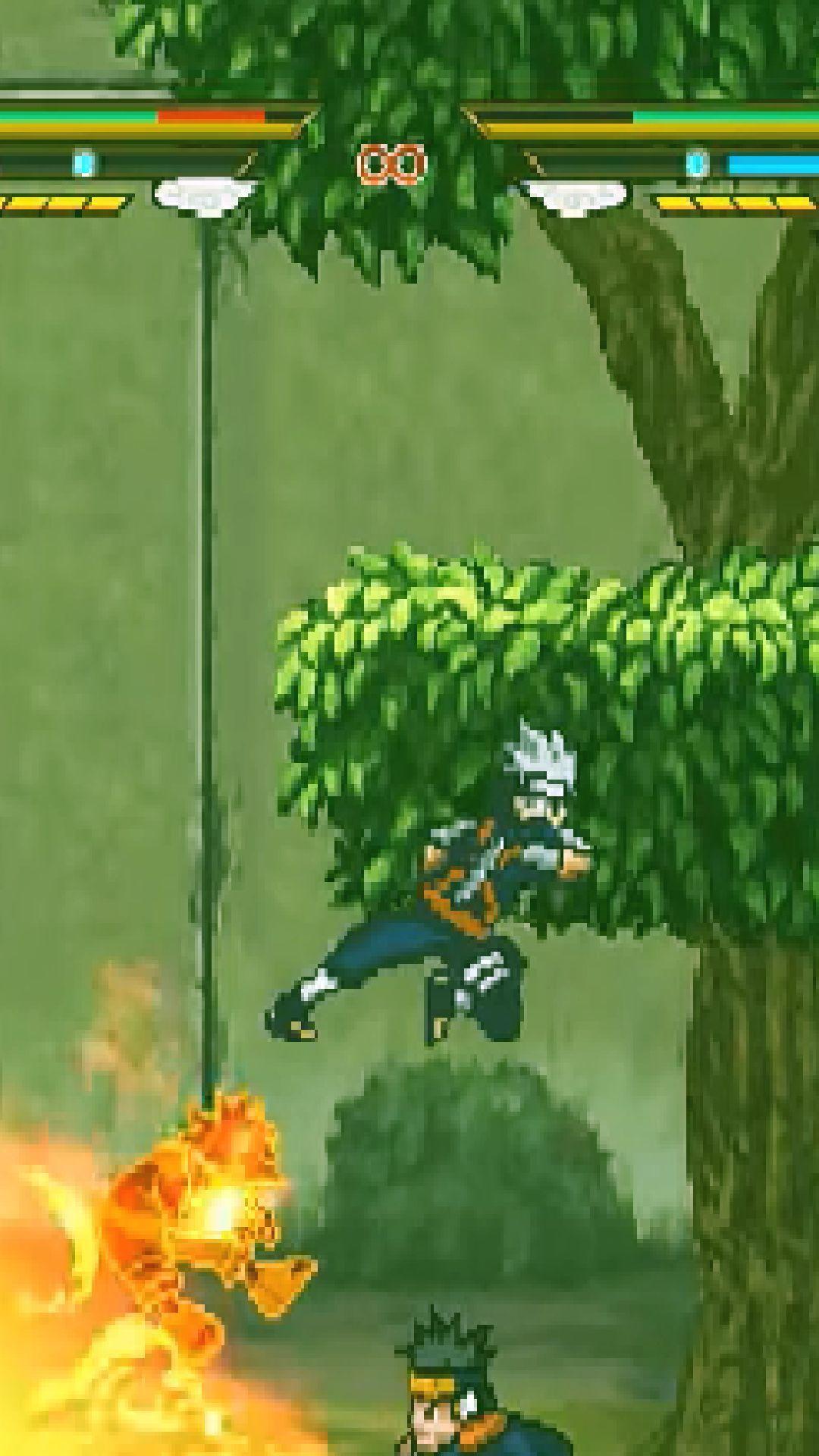 死神VS火影究极版图3