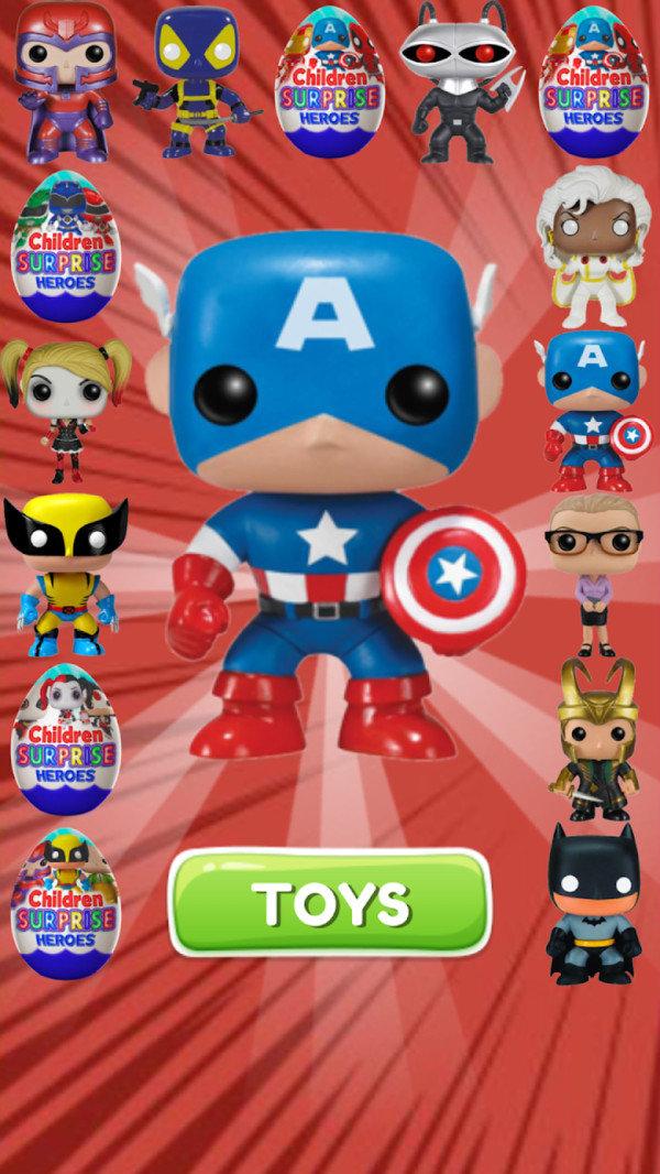 超级英雄出奇蛋图4