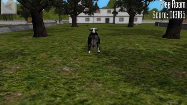 疯狂的牛模拟器图1