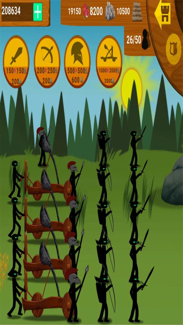 火柴人战争时代