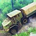 卡车越野驾驶模拟器