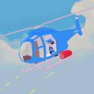 直升机爆射游戏