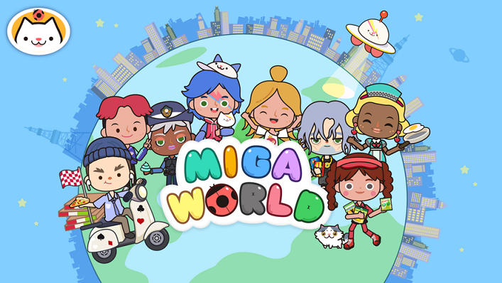 米加小镇世界和服版图3