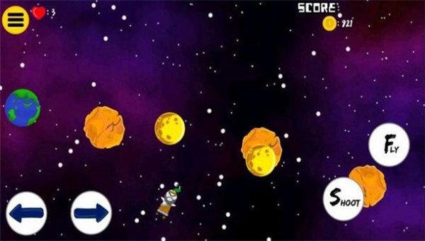 年糕行星毁灭者游戏图3