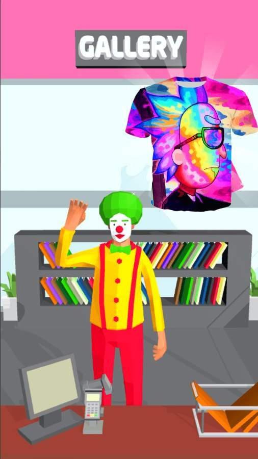 涂鸦服装设计游戏