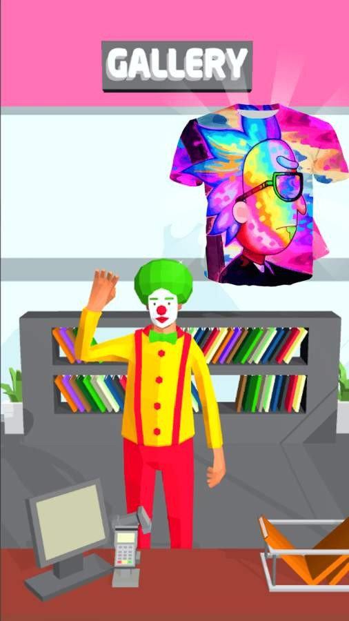 涂鸦服装设计游戏图2