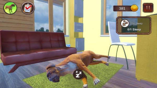 恶犬模拟器游戏