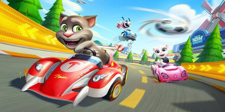 汤姆猫飞车手游下载专区