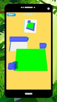 彩色的卷层正版图3