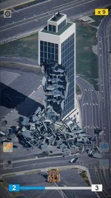 大厦爆破游戏
