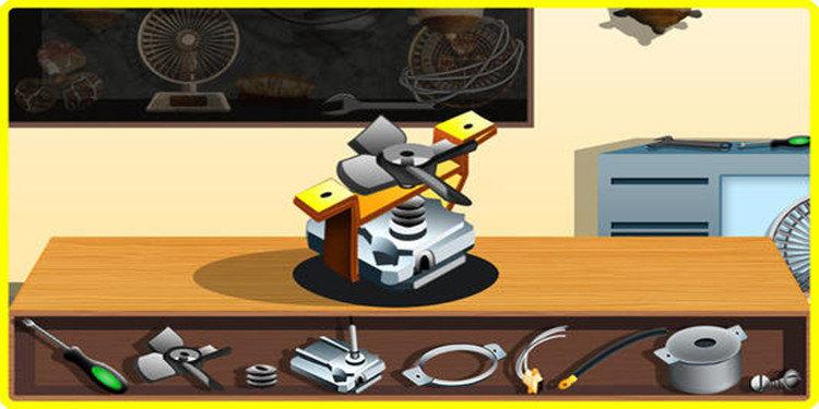 模拟维修物品的游戏推荐