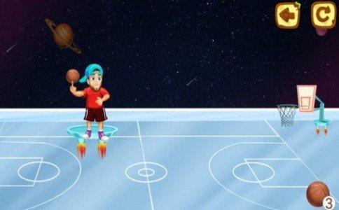 篮球火挑战赛手游图3