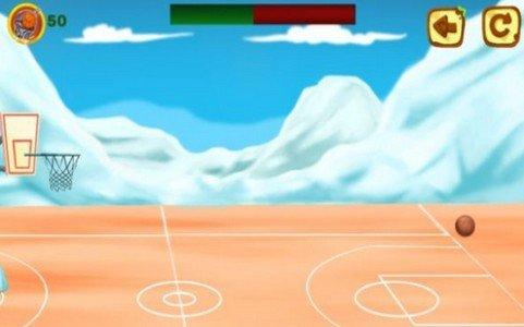篮球火挑战赛手游图1