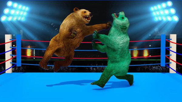 战斗熊格斗图2