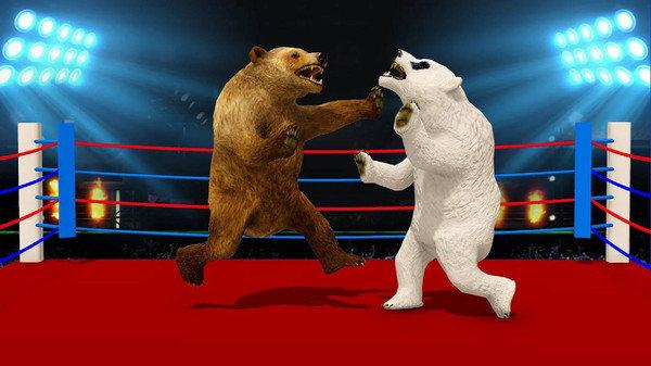 战斗熊格斗图4