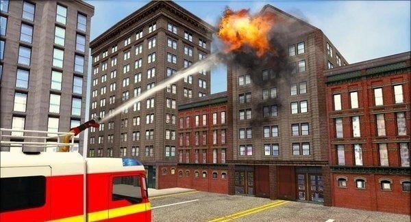 消防员模拟器图2