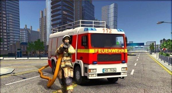 消防员模拟器图1
