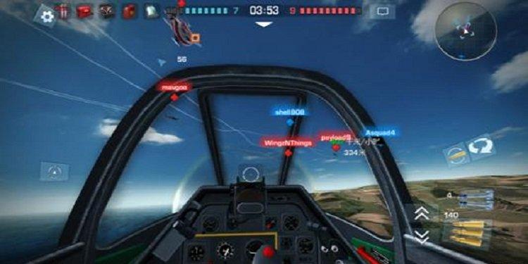 第一人称飞行射击游戏推荐
