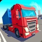 歐元城市卡車司機