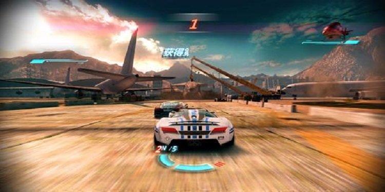 重力感应赛车游戏排行榜