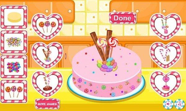 芭芭做蛋糕图4