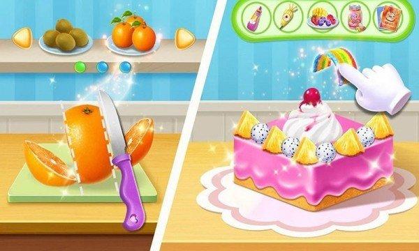 芭芭做蛋糕图3
