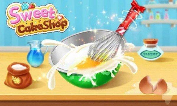 芭芭做蛋糕图2
